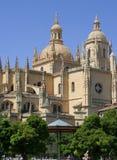 Segovia view Stock Photo