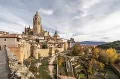 Segovia. stock photography