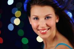 segra för leende Royaltyfria Foton