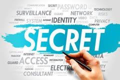 segredo Imagens de Stock