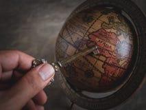 Segredo do mundo imagem de stock royalty free