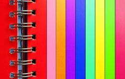 segregator kolorowy Obraz Royalty Free