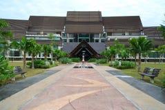 Segretaria di condizione della Johore ufficio Immagini Stock