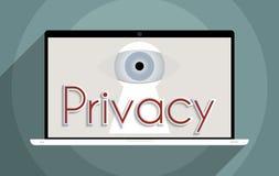 segretezza Fotografia Stock