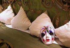 Segreti della camera da letto Immagine Stock
