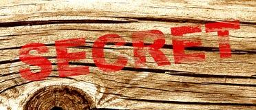 segreto Fotografie Stock Libere da Diritti