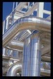 SEGS-II Süd-Kalifornien Edison Solar Power Plant Lizenzfreies Stockbild