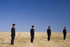Segua il percorso al futuro Immagini Stock Libere da Diritti