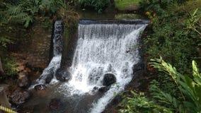 Segunda cachoeira Fotografia de Stock Royalty Free