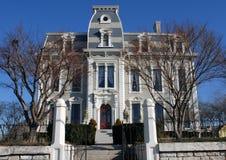 Segunda casa do estilo do império Imagem de Stock Royalty Free