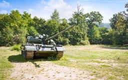 Segunda guerra mundial do tanque Imagem de Stock Royalty Free