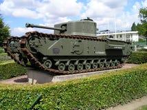 Segunda guerra mundial do tanque Fotografia de Stock