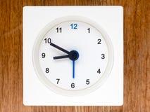 A segunda série da sequência do tempo, 71/96 imagens de stock