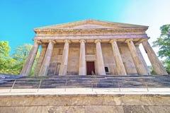 Segundo banco de los Estados Unidos en el PA de Philadelphia imágenes de archivo libres de regalías