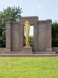 Segundo Washington DC del monumento de la división imagen de archivo