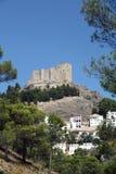 Segura de la Sierra village,Cazorla and Segura sierra,Jaen,Spain Royalty Free Stock Photography