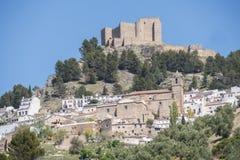 Segura de la Toppig bergskedja, Jaen, Spanien Royaltyfri Bild