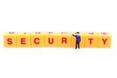 Segurança Imagens de Stock Royalty Free