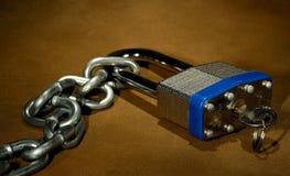 Segurança Imagem de Stock