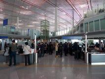 Segurança aeroportuária imagens de stock royalty free