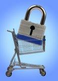 Segurança como um negócio Imagem de Stock