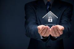 Segurança da propriedade imagem de stock royalty free