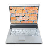 Segurança de computador Fotografia de Stock