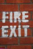Segurança de incêndio Fotos de Stock Royalty Free
