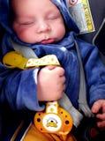 Segurança do bebê Fotografia de Stock Royalty Free