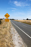 Segurança do ciclismo Imagem de Stock Royalty Free