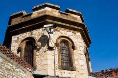 Segurança do Gaol Foto de Stock