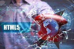 Segurança do negócio, da tecnologia, do Internet e da rede Imagens de Stock