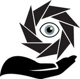 Segurança do olho Imagens de Stock Royalty Free