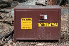 Segurança do urso Fotos de Stock