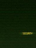 Segurança dos dados Imagem de Stock Royalty Free