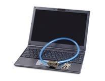 Segurança e informação Imagens de Stock Royalty Free