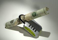 Segurança financeira imagem de stock royalty free