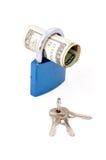 Segurança financeira Foto de Stock Royalty Free