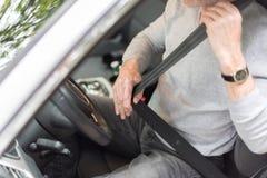 Segurança rodoviária fotografia de stock royalty free