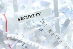 Seguridad foto de archivo libre de regalías