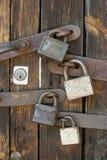 Seguridad adicional Foto de archivo libre de regalías