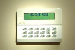 Seguridad casera Imagen de archivo