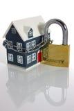 Seguridad casera Imágenes de archivo libres de regalías