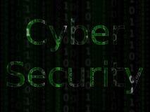 Seguridad cibernética Fotografía de archivo