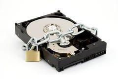 Seguridad de datos fotografía de archivo libre de regalías