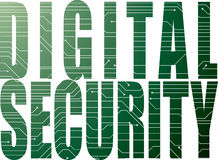 Seguridad de Digitaces libre illustration