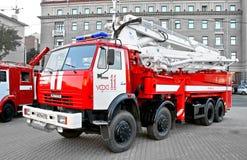 Seguridad de fuego 2009 Fotos de archivo libres de regalías