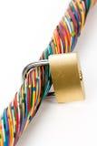 Seguridad de información Foto de archivo libre de regalías