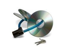 Seguridad de información Imágenes de archivo libres de regalías