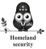 Seguridad de patria Imagen de archivo